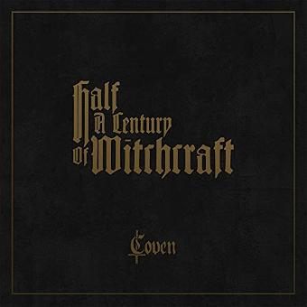 Coven – Half a Century of Witchcraft (Ltd.5cd-Box/Book)