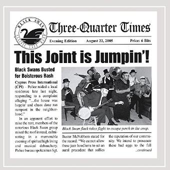 Black Swan Classic Jazz Band – This Joint Is Jumpin