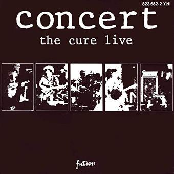 The Cure – CONCERT LIVE 1984 GER