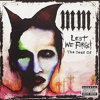 Marilyn Manson – Lest We Forget: Best of