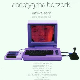 Apoptygma Berzerk – Kathy'S Song (Come Lie Next to