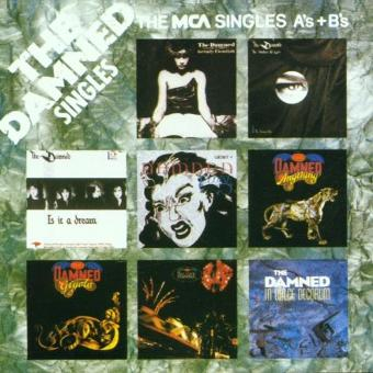 The Damned – The Mca Singles a'S & B'S
