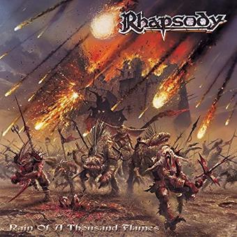 Rhapsody – Rain of a Thousand Flames