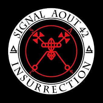 Signal Août 42 – Insurrection (Gatefold Red/Transparent 2lp+CD) [Vinyl LP]