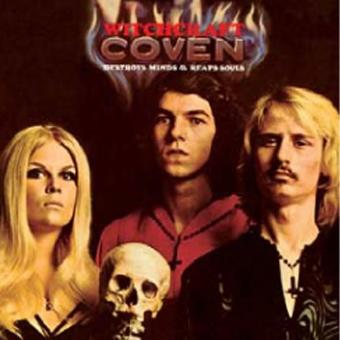 Coven – Witchcraft Destroys Minds and Reaps [Vinyl LP]
