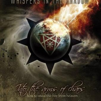 Whispers in the Shadow – Into The Arms Of Chaos (CD+DVD) Special Edition