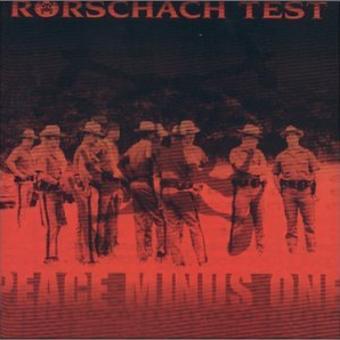 Rorschach Test – Peace Minus One