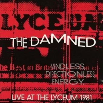 The Damned – Live At The Lyceum