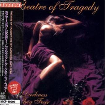Theatre of Tragedy – Velvet Dakness They Fear +2