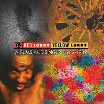 Red Lorry Yellow Lorry – Albums+Singles 1982-1989 (4cd Deluxe Box Set)